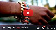 Відео. Як зробити браслет своїми руками