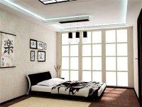 Як оформити спальню в японському стилі?