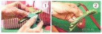 Декоративна паперова ялинка на Новорічні Свята