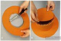 Як зробити дитячий святковий циліндр своїми руками