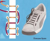 Як зав'язувати шнурки - способи та методами