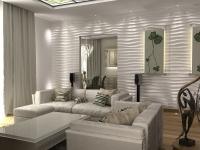Как увеличить размеры гостинной без больших затрат