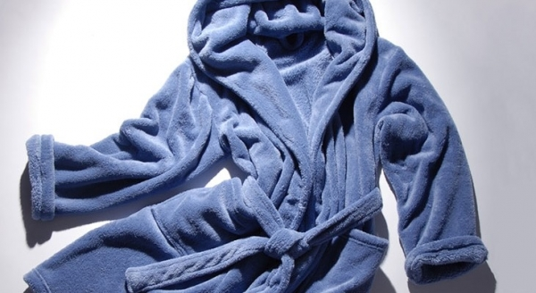 Як випрати махровий халат, щоб він залишався м'яким