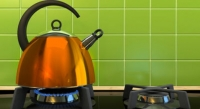Як очистити чайник від накипу лимонною кислотою
