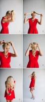 Як легко укласти волосся - 15 простих прийомів + ФОТО