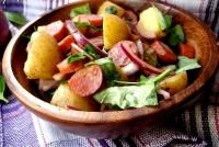 5 нових гарячих страв з картоплі