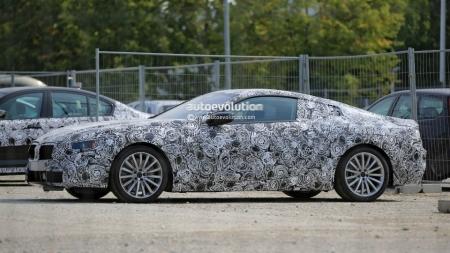 Компанія BMW почала випробування нової «вісімки»