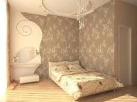 Поклеїти шпалери або просто пофарбувати стіни - що краще?