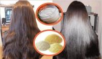 Узнайте, как выпрямить свои волосы домашними методами