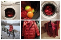 Як висушити пухову куртку (пуховик) в домашніх умовах