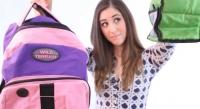 Як правильно прати рюкзак в пральній машині