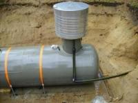 Автономна газифікація дачі скрапленим газом