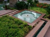 Як зробити фонтан на дачі або приватному будинку своїми руками