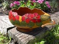 Як зробити кашпо для саду своїми руками з підручних матеріалів