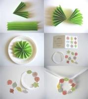 Як зробити іграшки на ялинку з паперу своїми руками