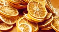 Як висушити апельсин в домашніх умовах для декору