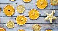 Як висушити лимон в домашніх умовах для декору