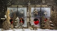 Як зробити новорічні малюнки на вікнах своїми руками. Відео