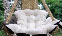 Як зробити підвісне крісло своїми руками