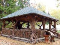 Альтанка для дачі - різновиди та будівництво