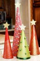 Як зробити новорічну ялинку самому