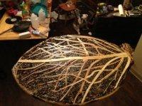 Як зробити журнальний столик з дерева своїми руками