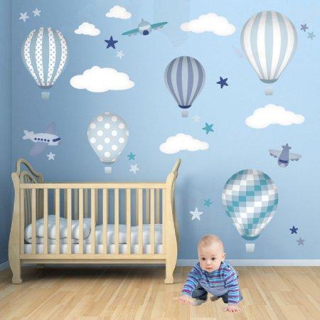 Як підібрати шпалери в дитячу кімнату?