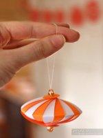 Новорічні вироби своїми руками - ялинкова іграшка НЛО