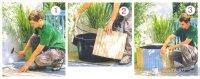 Як зробити маленький садовий ставочок своїми руками