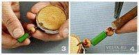 Як зробити сувенір своїми руками який створює звуки природи