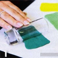 Ліплення з полімерної глини - декоративна ручка для ложки