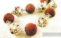 Як зробити шоколадне намисто з полімерної глини