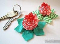 Як зробити Квітку лотоса з паперу + відео