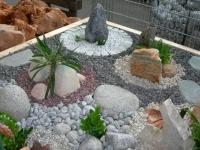 Как сделать каменный сад?
