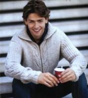 Как сшить свитер на молнии для мужчин