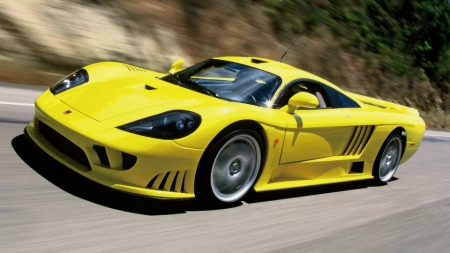 Компанія Saleen випустить 1000-сильну версію суперкара S7