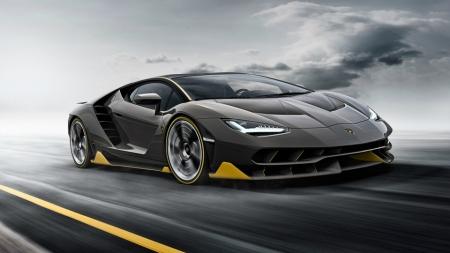 Lamborghini побудує електричний суперкар