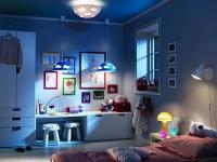 Освітлення дитячої кімнати. Основні правила