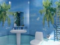 10 способів збільшити простір маленької ванної кімнати