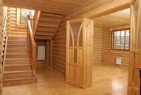 Як обшити стіни дерев'яною вагонкою