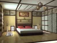 Японський стиль. Які вибрати меблі?