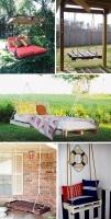 Садові меблі з дерева своїми руками фото