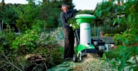 Як правильно підібрати подрібнювач садовий для дачі