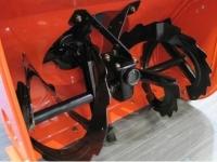 Який снігоприбиральний апарат для дачі краще вибрати