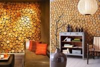 Оригінальна і сучасна ідея для декору: Використовуємо спили для декору