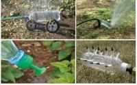 Що можна зробити з пластикових пляшок