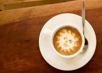 Як зробити на каві-латте малюнок як в кав'ярні. ФОТО та ВІДЕО